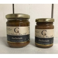 Anchoïade pot de  170 g
